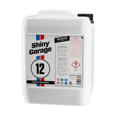 Shiny Garage Orange Car Shampoo 5 l