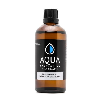 Powłoka Ceramiczna AQUA Coating 9H 100 ml